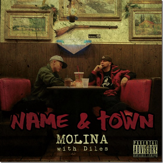Name & Town Official Cover Art
